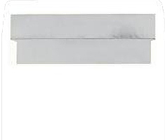 Silver Foil Lined A9 Envelopes